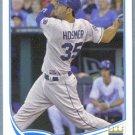 2013 Topps Baseball J.A. Happ (Blue Jays) #163