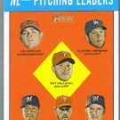 2012 Topps Heritage Baseball NL Pitching Leaders #7
