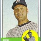 2012 Topps Heritage Baseball Derek Jeter (Yankees) #20