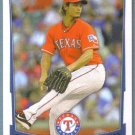 2012 Bowman Draft Picks & Prospects Rookie Tom Milone (Athletics) #44
