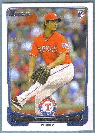 2012 Bowman Draft Picks & Prospects Rookie Alex Liddi (Mariners) #54