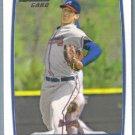 2012 Bowman Draft Picks & Prospects Prospect Jesmuel Valentin (Dodgers) #BDPP11
