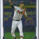 2012 Bowman Draft Picks & Prospects Chrome Rookie Jordan Pacheco (Rockies) #25