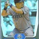 2012 Bowman Platinum Baseball Rookie Jesus Montero (Mariners) #65