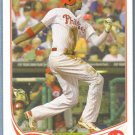 2013 Topps Baseball Ruben Tejada (Mets) #485