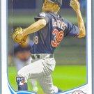 2013 Topps Baseball Rookie Cole DeVries (Twins) #636