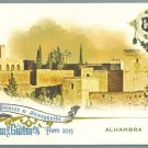 "2013 Topps Allen & Ginter Palaces & Strongholds ""Alhambra"" #PS-ALH"