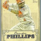 2013 Topps Baseball Calling Card Brandon Phillips (Reds) #CC-2