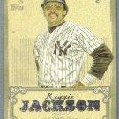 2013 Topps Baseball Calling Card Reggie Jackson (Yankees) #CC-11
