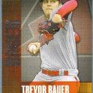 2013 Topps Baseball Chasing The Dream Trevor Bauer (Diamondbacks) #CD-4
