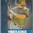 2013 Topps Baseball Chasing The Dream Yonder Alonso (Padres) #CD-16