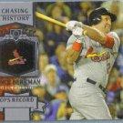 2013 Topps Baseball Chasing History Lance Berkman (Cardinals) #CH-16