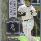 2013 Topps Baseball Chasing History Frank Thomas (White Sox) #CH-25