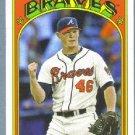2013 Topps Baseball Mini Retro 1972 Craig Kimbrel (Braves) #TM-7