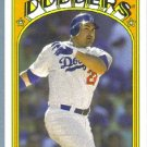 2013 Topps Baseball Mini Retro 1972 Ardian Gonzalez (Dodgers) #TM-10