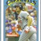 2013 Topps Baseball Mini Retro 1972 Matt Holliday (Cardinals) #TM-36