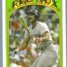 2013 Topps Baseball Mini Retro 1972 Jim Rice (Red Sox) #TM-46