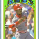 2013 Topps Baseball Mini Retro 1972 Eric Davis (Reds) #TM-81