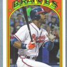 2013 Topps Baseball Mini Retro 1972 Jason Heyward (Braves) #TM-96