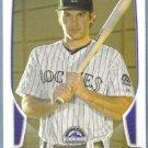 2013 Bowman Baseball Rookie Kyuji Fulikawa (Cubs) #174