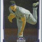 2012 Bowman Chrome Baseball Rookie Drew Pomeranz (Rockies) #150