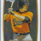 2012 Bowman Chrome Prospects 1st Bowman Card Baseball Miguel Chalas (Orioles) #BCP197