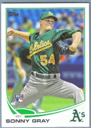 2013 Topps Update & Highlights Baseball Rookie Nick Franklin (Mariners) #US68