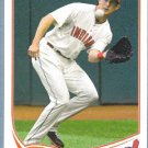 2013 Topps Update & Highlights Baseball Ezequiel Carrera (Indians) #US169