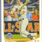 2013 Topps Update & Highlights Baseball All Star Jean Segura (Brewers) #US214