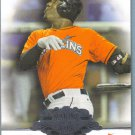 2013 Topps Update & Highlights Making Their Mark Marcell Ozuna (Marlins) #MM-29