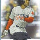 2013 Topps Update & Highlights Making Their Mark Jackie Bradley Jr (Red Sox) #MM-40