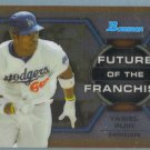 2013 Bowman Draft Picks & Prospects Future of the Franchise Yasiel Puig (Dodgers) #FF-YP
