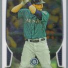 2013 Bowman Draft Picks & Prospects Chrome Rookie Mike Zunino (Mariners) #44