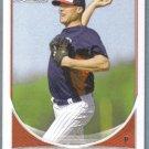 2013 Bowman Draft Picks & Prospects Top Prospect Chris Bostick (Athletics) #TP-16