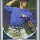 2013 Bowman Draft Picks & Prospects Chrome Top Prospect Daniel Vogelbach (Cubs) #TP-18