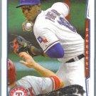 2014 Topps Baseball Future Star Nick Franklin (Mariners) #169