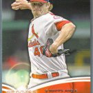 2014 Topps Baseball The Future is Now Shelby Miller (Cardinals) #FN-3