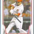 2014 Bowman Baseball Rookie Billy Hamilton (Reds) #132