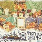 2014 Topps Allen & Ginter Festivals and Fairs Dia De Los Muertos #FAF-08