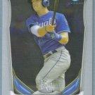 2014 Bowman Baseball Chrome Prospect Hunter Dozier (Royals) #BCP51