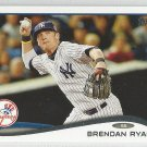 2014 Topps Update & Highlights Baseball Francisco Cervelli (Yankees) #US73