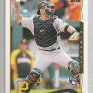 2014 Topps Update & Highlights Baseball Rookie Ehire Adrianza (Giants) #US105