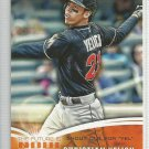 2014 Topps Update & Highlights Baseball The Future is Now Christian Yelich (Marlins) #FN-CY2