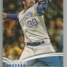 2014 Topps Update & Highlights Baseball The Future is Now Yordano Ventura (Royals) #FN-YV3
