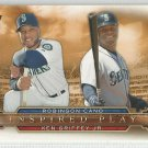 2015 Topps Inspired Play Robinson Cano & Ken Griffey Jr (Mariners) # I-2