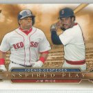 2015 Topps Inspired Play Yoenis Cespedes & Jim Rice (Red Sox) # I-8