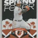2015 Topps Baseball Spring Fever Adam Jones (Orioles) #SF-4