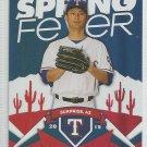 2015 Topps Baseball Spring Fever Yu Darvish (Rangers) #SF-23