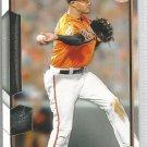 2015 Bowman Baseball Garrett Richards (Angels) #21