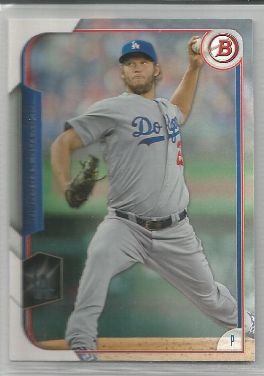 2015 Bowman Baseball Cliff Lee (Phillies) #86